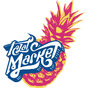 This is the restaurant logo for Talat Market