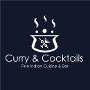Restaurant logo for Curry & Cocktails