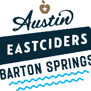 This is the restaurant logo for Austin Eastciders