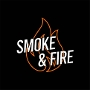 Restaurant logo for Smoke & Fire