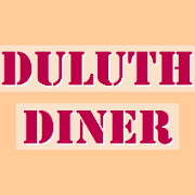 This is the restaurant logo for Duluth Diner