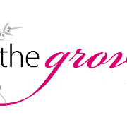 This is the restaurant logo for The Grove