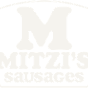 This is the restaurant logo for Mitzi's Sausages