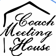 This is the restaurant logo for The Coach Meeting House