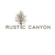This is the restaurant logo for Rustic Canyon