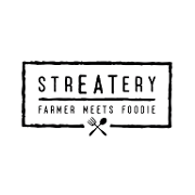 This is the restaurant logo for Streatery Food Truck