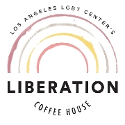 This is the restaurant logo for Liberation Coffee House