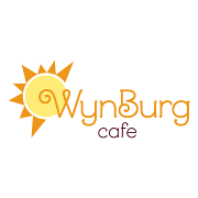 This is the restaurant logo for WynBurg Cafe