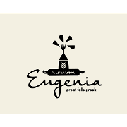 This is the restaurant logo for Our Mom Eugenia