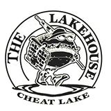 This is the restaurant logo for The Lakehouse