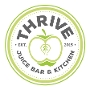 Restaurant logo for Thrive Juice Bar