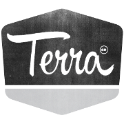 This is the restaurant logo for Terra GR