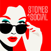 This is the restaurant logo for Stones Social