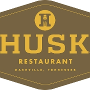 This is the restaurant logo for Husk - Nashville
