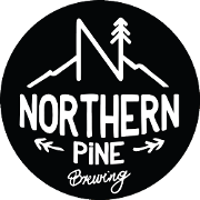 This is the restaurant logo for Northern Pine Brewing