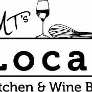 This is the restaurant logo for MT's Local
