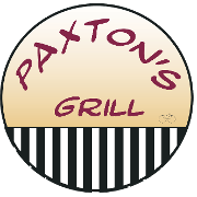 This is the restaurant logo for Paxton's Grill