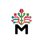 This is the restaurant logo for Moldova Restaurant