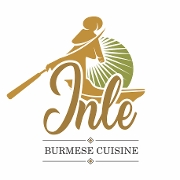 This is the restaurant logo for Inle Burmese Cuisine