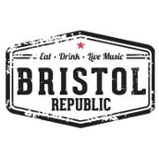 This is the restaurant logo for Bristol Republic
