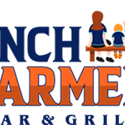 This is the restaurant logo for Bench Warmers Bar and Grill