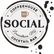 This is the restaurant logo for Social CoffeeHouse