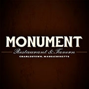 This is the restaurant logo for Monument Restaurant & Tavern