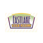 This is the restaurant logo for Eastlake Bar and Grill