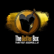 This is the restaurant logo for The Better Box LLC
