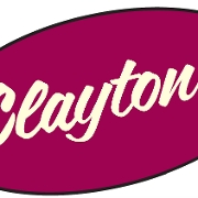 This is the restaurant logo for Clayton's Coffee Shop