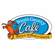 This is the restaurant logo for South County Cafe