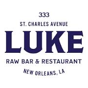 This is the restaurant logo for Luke Restaurant