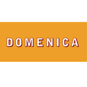 This is the restaurant logo for Domenica