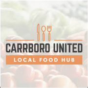 This is the restaurant logo for Carrboro United