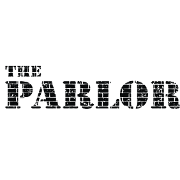 This is the restaurant logo for The Parlor - Dobbs Ferry