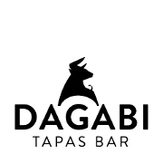 This is the restaurant logo for Dagabi Cucina