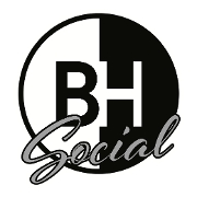 This is the restaurant logo for Barrel House Social