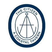 This is the restaurant logo for The CITIZEN