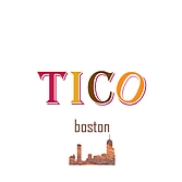 This is the restaurant logo for Tico Boston