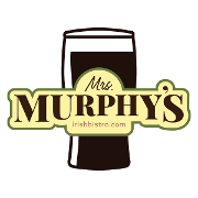 This is the restaurant logo for Mrs. Murphy & Sons Irish Bistro