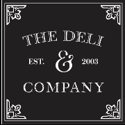 This is the restaurant logo for Deli & Co.