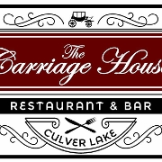 This is the restaurant logo for The Carriage House on Culver Lake