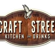 This is the restaurant logo for Craft Street Kitchen