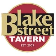This is the restaurant logo for Blake Street Tavern