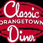 Restaurant logo for Orangetown Classic Diner