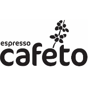 This is the restaurant logo for Espresso Cafeto
