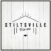 This is the restaurant logo for Stiltsville Fish Bar