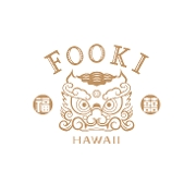 This is the restaurant logo for Fooki