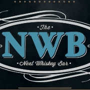 This is the restaurant logo for NWB The Next Whiskey Bar
