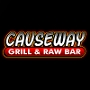 Restaurant logo for Causeway Grill & Raw Bar